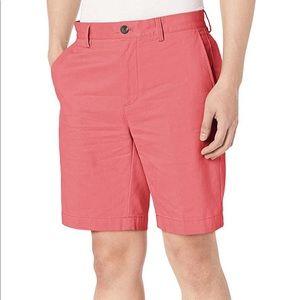 """Amazon Essentials Slim-Fit Stretch 9"""" Short Pink"""